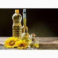 Закупаем подсолнечное рафинированное масло на экспорт