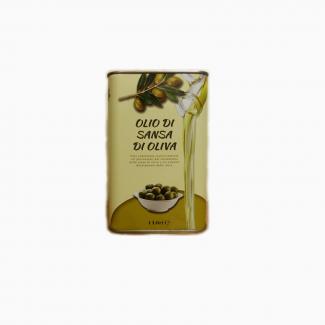 Оливковое масло Sansa (Pomace) 1 литр в ж.б