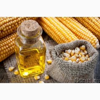Продажа кукурузного нерафинированного масла марки Р ООО ТСП