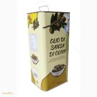Масло оливковое Sansa (Pomace) в ж.б. 5 литров Италия