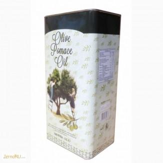 Оливковое масло Италия 5 литров в ж.б