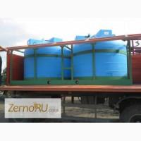 Емкости для перевозки воды и сельскохозяйственных растворов для опрыскивателей