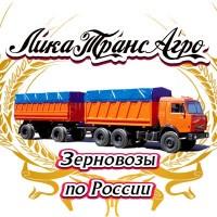 Перевозка сельхозпродукции автотранспортом (Зерновозы)