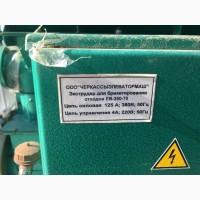 Экструдер для брикетирования отходов ЕВ-350-70