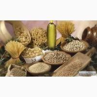 Муку и макароны весовые, крупы весовые - рис гречка горох пшено ячка пер