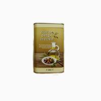 Оливковое масло рафинированное с добавлением нерафинированного 1 литр в ж.б. Италия