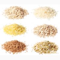 Хлопья Пшеничные, Ржаные, Ячменные