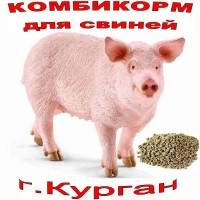 Комбикорм (Гранулы) для откорма свиней до жирных кондиций КК-58/1