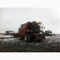 Услуги зерноуборочных комбайнов