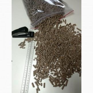 Отруби гранулированные пшеничные