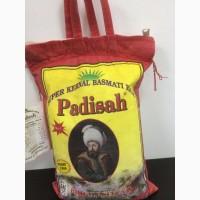 Оптом рис длинно зерный Басмати Падишах Индия
