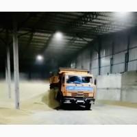 Склады напольного хранения и транспортная логистика. г.Азов