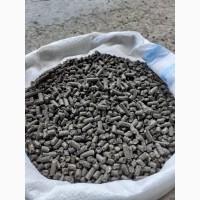 Жмых подсолнечника гранулированный
