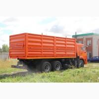 КАМАЗ-65115 сельхозник (самосвал с трехсторонней разгрузкой)