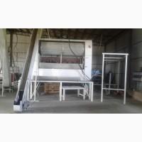 Оборудование для получения ядра из семян подсолнечника