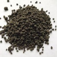 Гранулированные органоминеральные удобрения на основе торфа и сапропеля