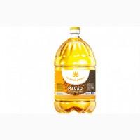Масло подсолнечное рафинированное Желтый домик 5л