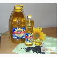 Масло рафинированное дезодорированное от производителя