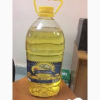 Продам масло подсолнечное раф, дез. 5л 230 р Производитель