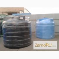Емкости пластиковые пищевые, химостойкие А 5000 (5000 л)