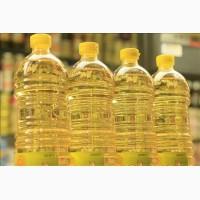 Куплю Подсолнечное рафинированное и нерафинированное масло, в бут 1л. на экспорт