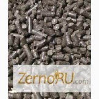 Шрот подсолнечный ГОСТ 39% гранула