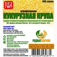 Крупа кукурузная ГОСТ 6002-69