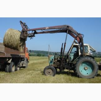 Реализую сено луговых и посевных трав