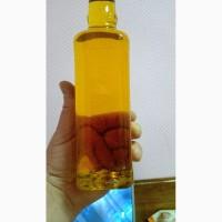 Сафлоровое масло холодного отжима фильтрованое