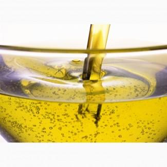 Подсолнечное масло натуральное холодного отжима