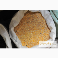 Продам кукурузу дробленую молотую