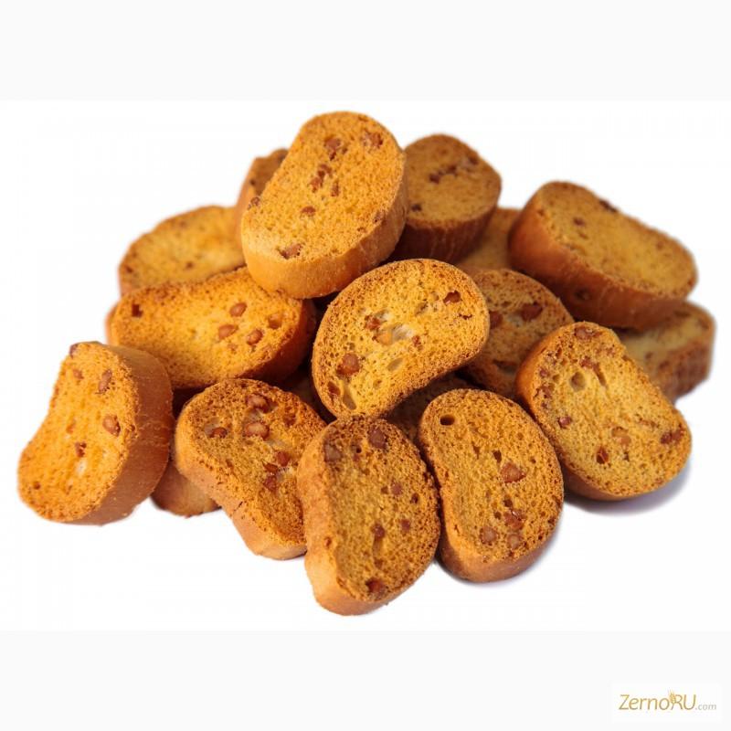 Фото 5. Продажа сушек, сухарей, овсяного печенья от производителя