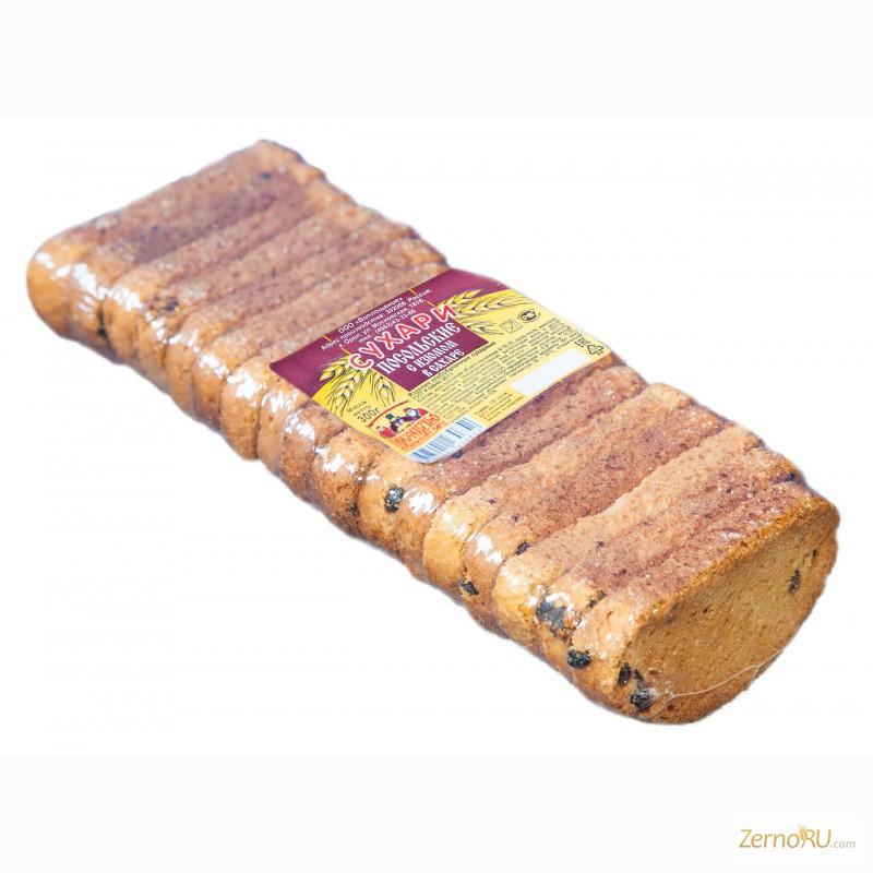 Фото 6. Продажа сушек, сухарей, овсяного печенья от производителя