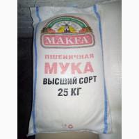 Мука МАКФА Высший сорт 25 кг