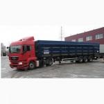 Перевозка зерна зерновозом Вodex
