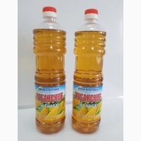 Масло кукурузное рафинированное дезодорированное «Кубанское любимое»