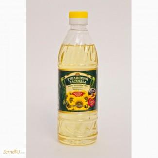 Продаем масло подсолнечное рафинированное дезодорированное вымороженное