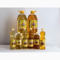 Продаем фасованное подсолнечное масло высший сорт дезодорированное