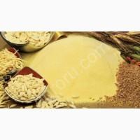 Мука из твердой пшеницы (durum) крупка