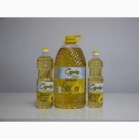 Продаем фасованное подсолнечное масло СТМ Сурское золотое