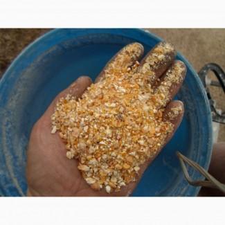 Кукуруза дробленая