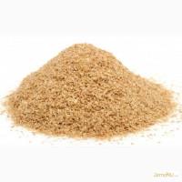 Отруби пшеничные пушистые с пшеничной мукой 15-20% в составе