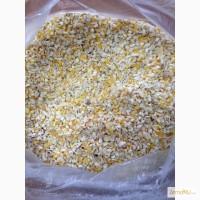 Дробленая кукуруза 0, 5мм, 2мм, 3мм