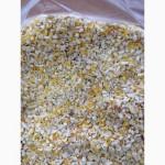 Кормовая дробленая кукуруза 3 сорт 3 мм