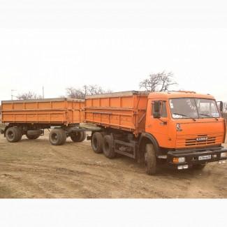 Услуги по перевозки зерновых культур, Тульская область